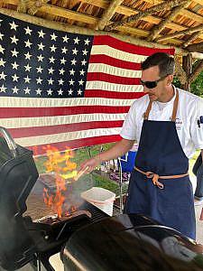Chef Jake America Picnic Smoky Mountain